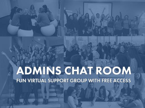 Smart Events International - Admins Chat Room