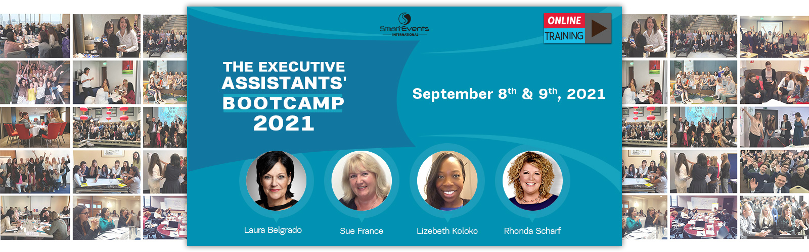 The Executive Assistants' Bootcamp 2021