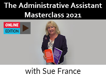The Administrative Assistant Masterclass 2021